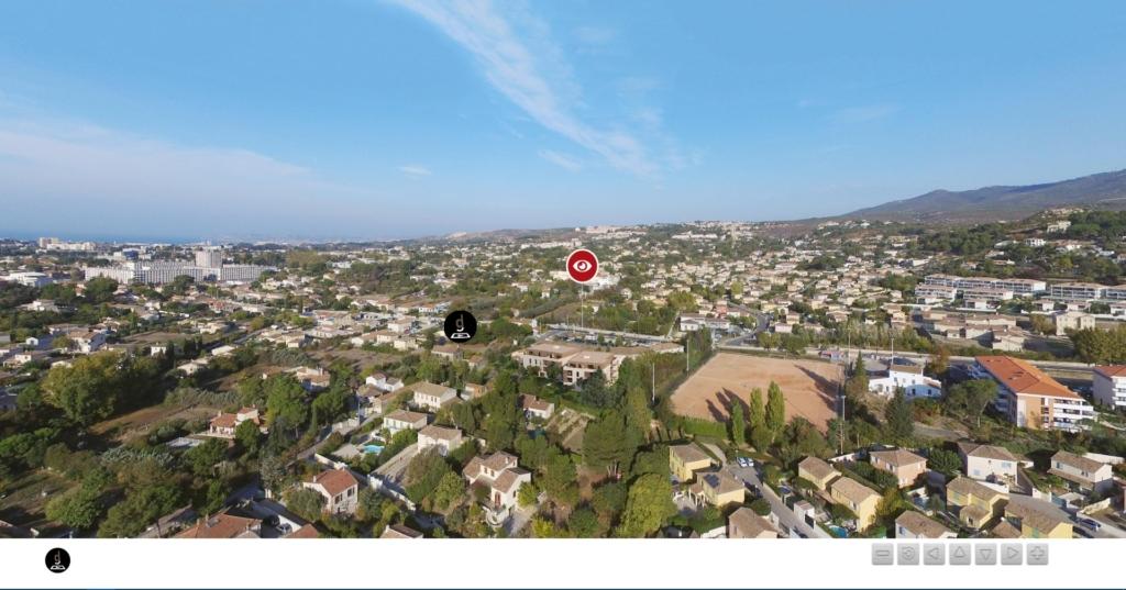 cyclorama panoramique 360 programme neuf