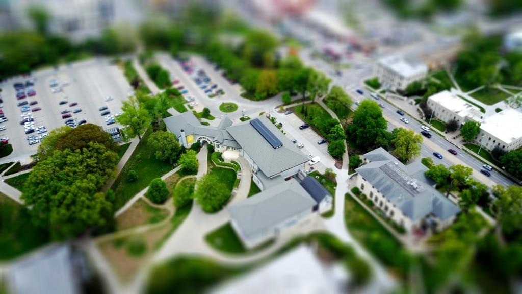 contenu 3D architectural interactif