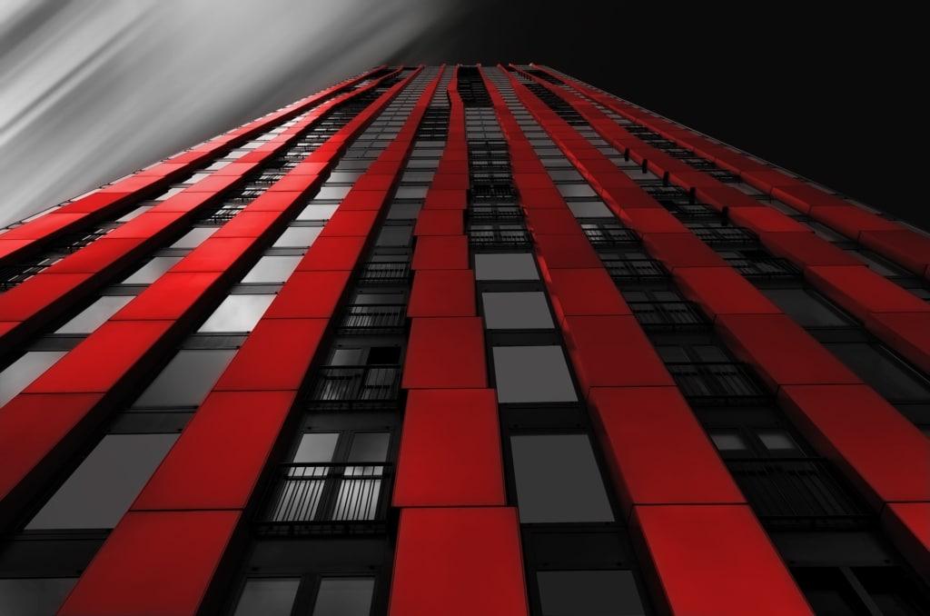 illustration 3D d'architecture programme immobilier neuf