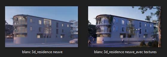 Avant_Après_rendu 3d architecture_exterieur
