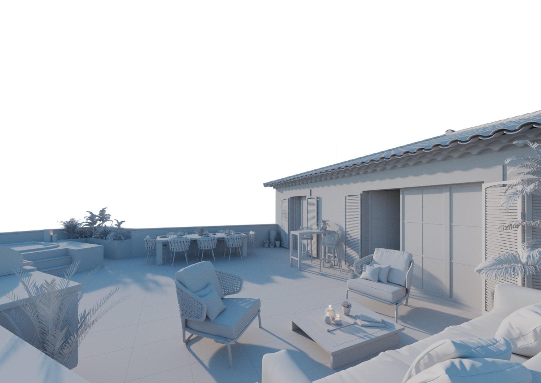 Cadrage en blanc_3d_terrasse_architecture